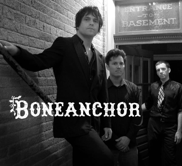 Wrenn, Morgan and Tom of Boneanchor
